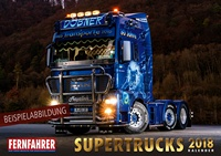 Supertrucks Kalender 2018