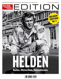 auto motor sport Edition - Helden-Edition