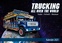 Trucking all over the World - Kalender 2021