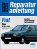 Fiat Uno Diesel / Uno Turbo i.e. -  ab April 1985  //  Reprint der 1. Auflage 1990