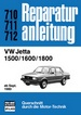 VW Jetta 1500 / 1600 / 1800   ab September 1980 - Reprint der 12. Auflage 1983